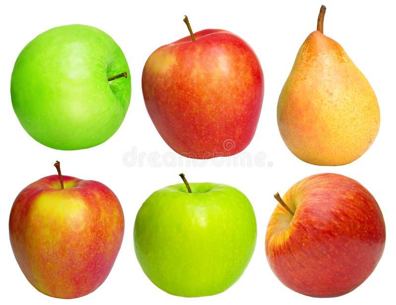Fruta ajustada para suas idéias fotografia de stock