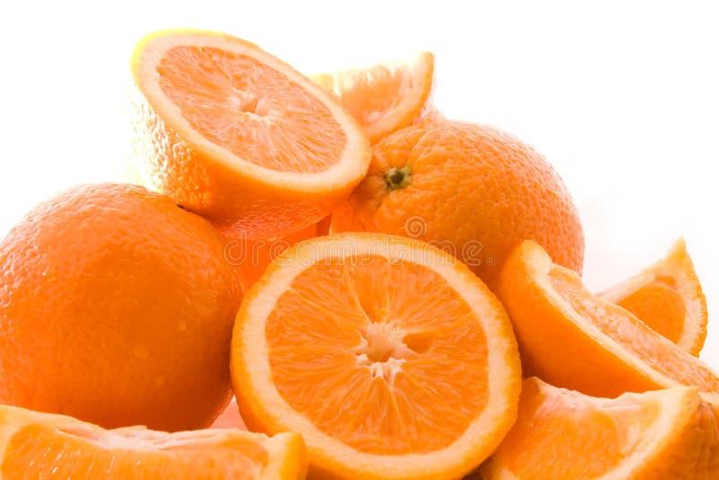 Fruta alaranjada imagem de stock royalty free