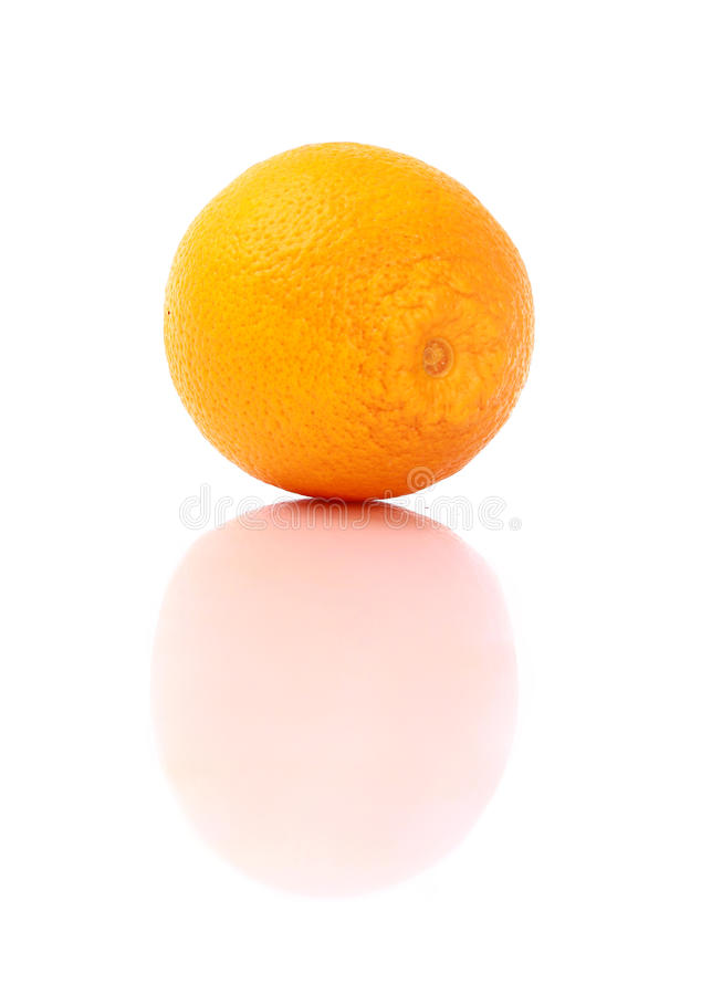 Fruta alaranjada madura imagens de stock royalty free