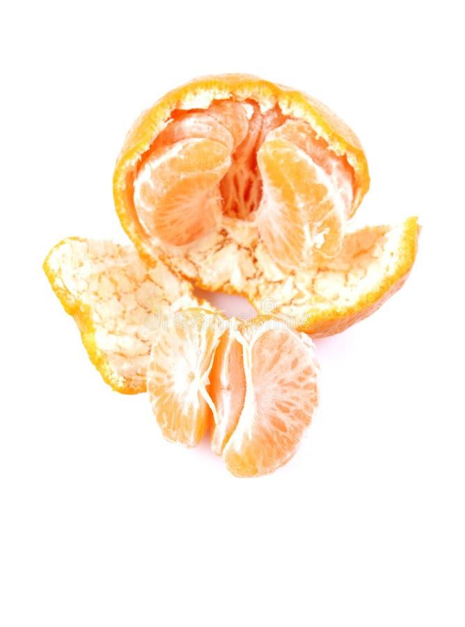 Fruta anaranjada del mandarín foto de archivo libre de regalías