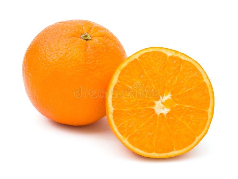 Fruta anaranjada madura imagen de archivo libre de regalías