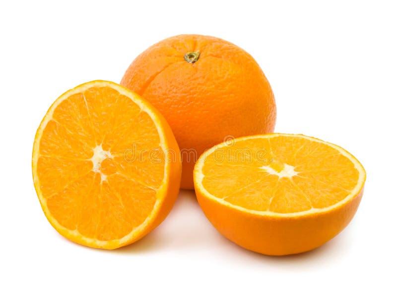 Fruta anaranjada madura imágenes de archivo libres de regalías