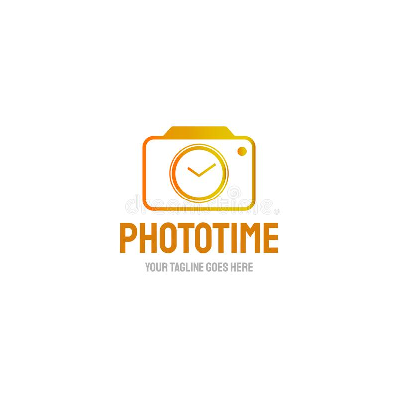 Fruta artística creativa Logo Symbol Design Illustration de la casa de la piña ilustración del vector
