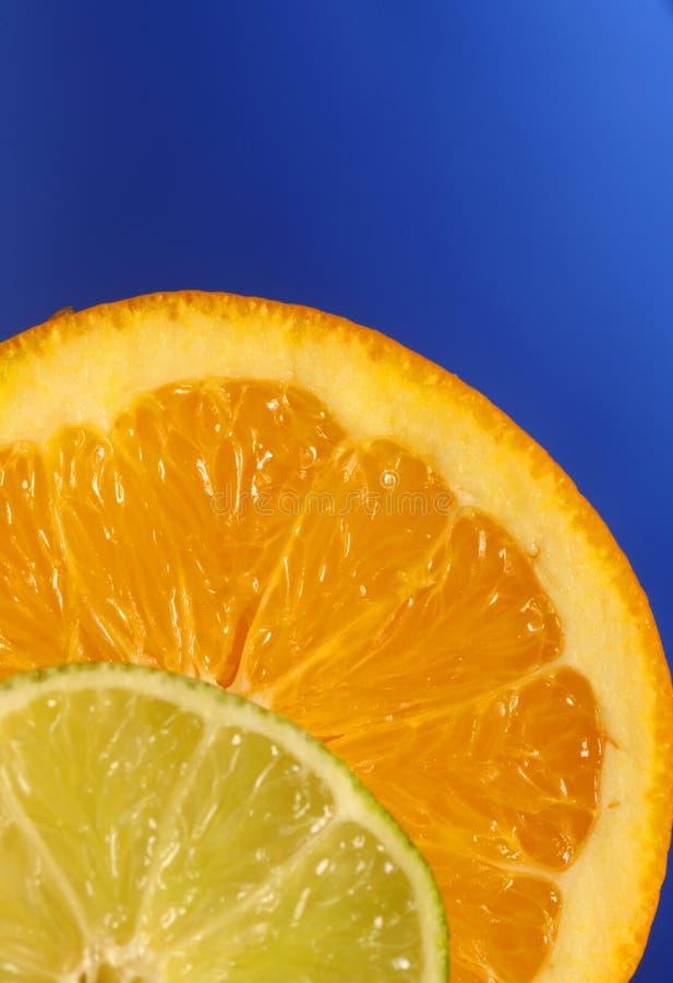 Fruta cítrica 3 fotos de archivo libres de regalías