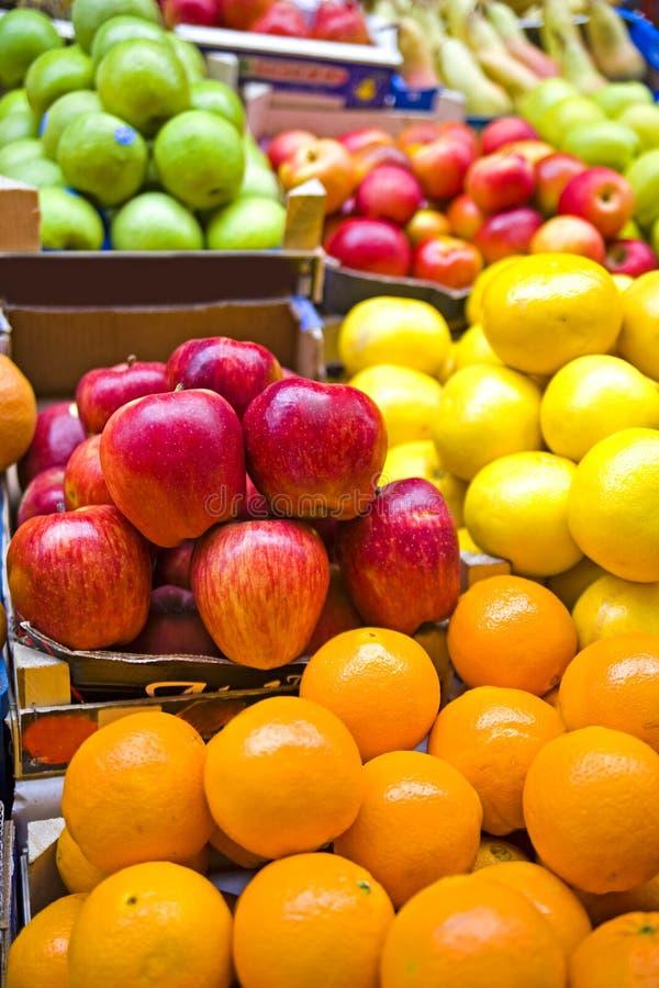 Fruta colorida   imagem de stock