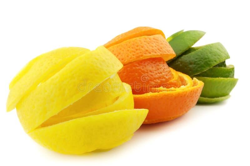 Fruta da cor fotos de stock royalty free