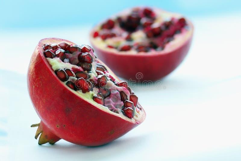 Fruta da romã imagem de stock royalty free