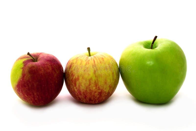 Fruta de Apple imagem de stock royalty free