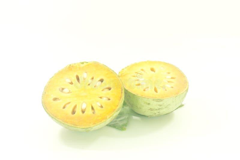 Fruta de Bael fotos de archivo libres de regalías