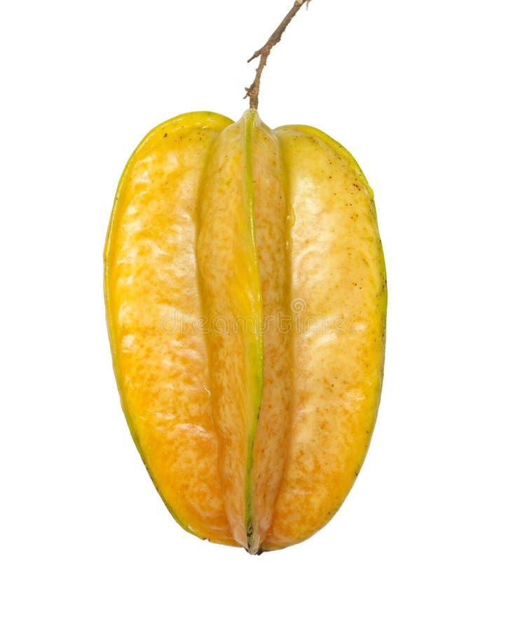 Fruta de estrella foto de archivo