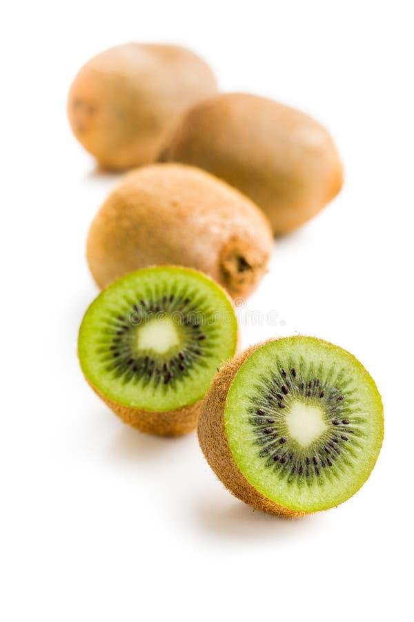 Fruta de kiwi sabrosa fotografía de archivo