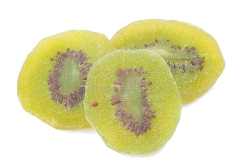 Fruta de kiwi secada fotografía de archivo libre de regalías