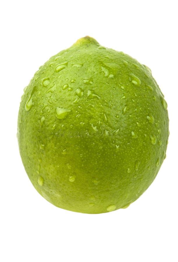 Fruta de la cal foto de archivo