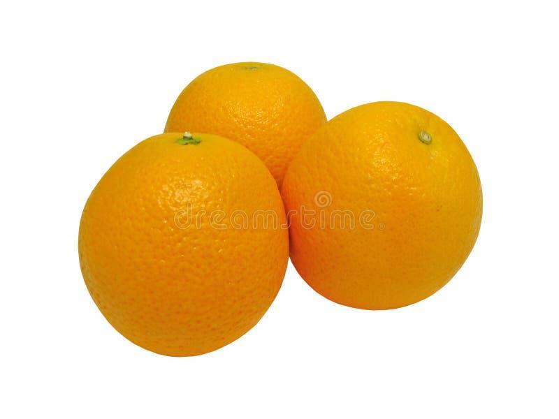 Fruta de las naranjas foto de archivo libre de regalías