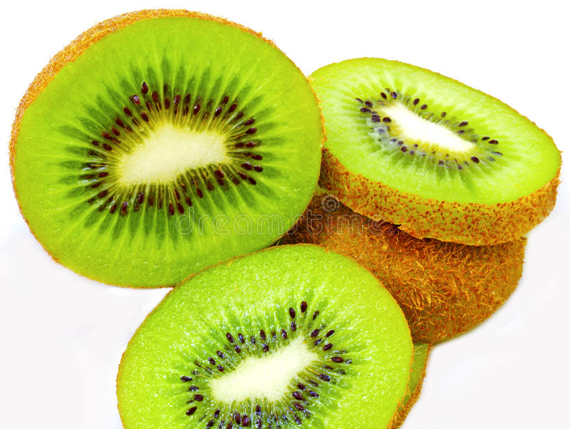 Fruta de quivi foto de stock royalty free