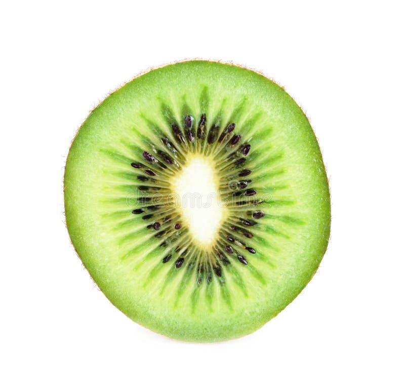 Fruta de quivi isolada fotos de stock