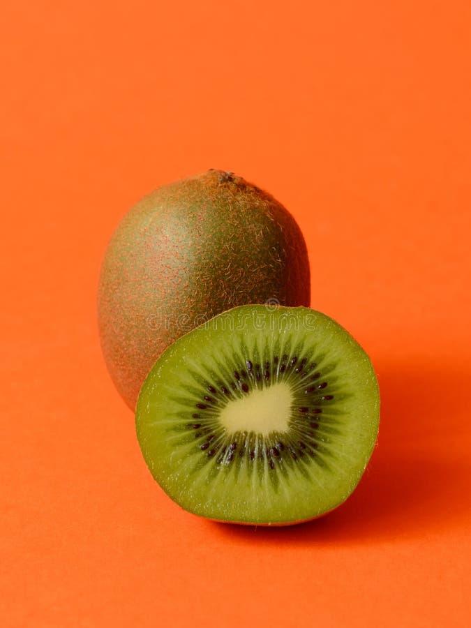 Fruta de quivi suculenta fotografia de stock