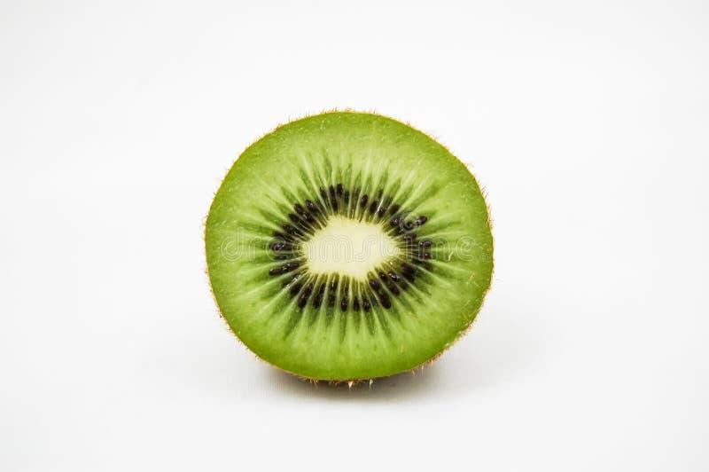 Fruta de quivi verde fotografia de stock royalty free