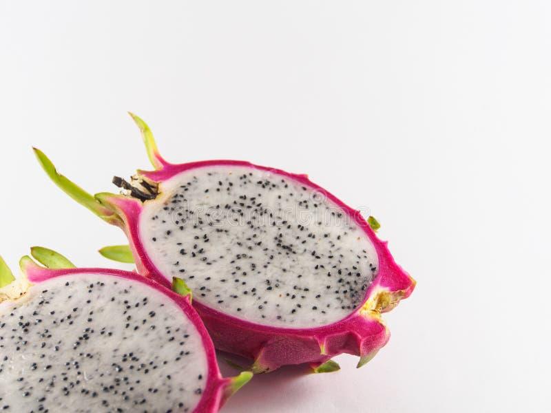 Fruta del dragón para la dieta foto de archivo libre de regalías