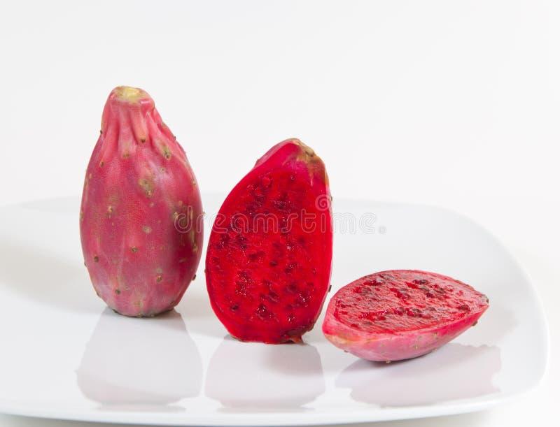 Fruta del higo chumbo fotos de archivo