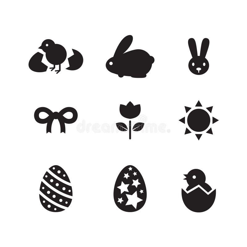 Fruta del icono, stock de ilustración