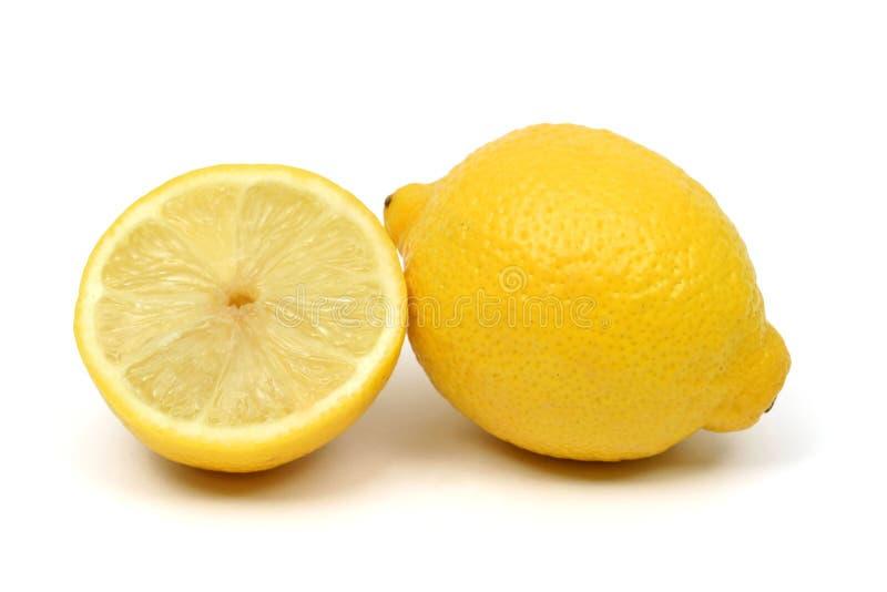 Fruta del limón imagen de archivo libre de regalías