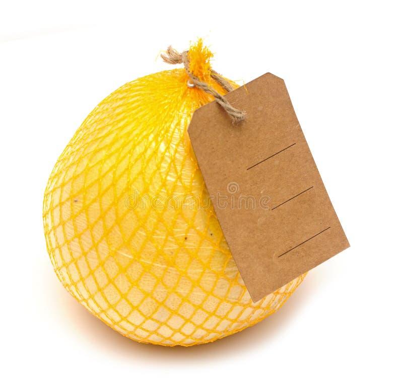 Fruta del pomelo fotografía de archivo