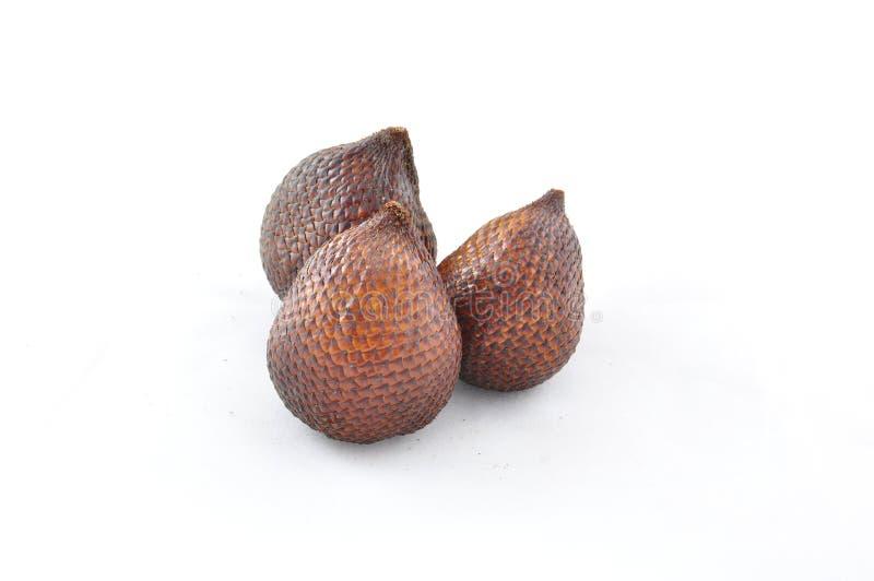 Fruta del zalacca de Salak Salacca imagen de archivo libre de regalías