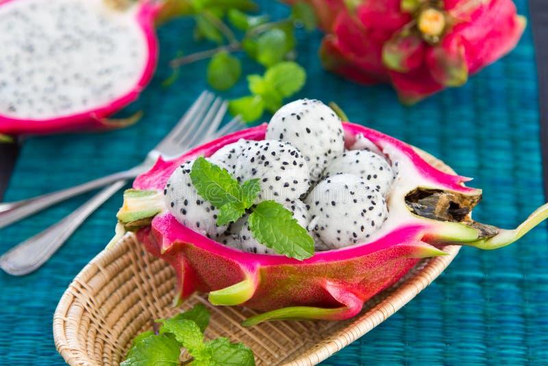 Fruta do dragão fotografia de stock royalty free