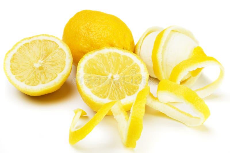 Fruta do limão foto de stock