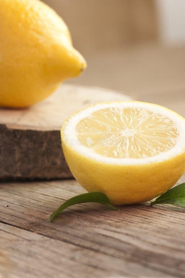 Fruta do limão fotos de stock royalty free