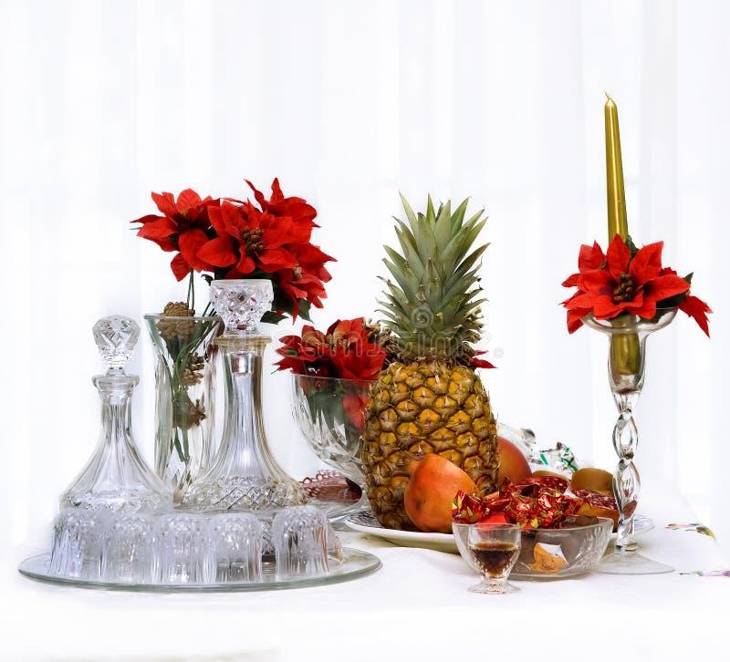 Fruta do Natal foto de stock royalty free