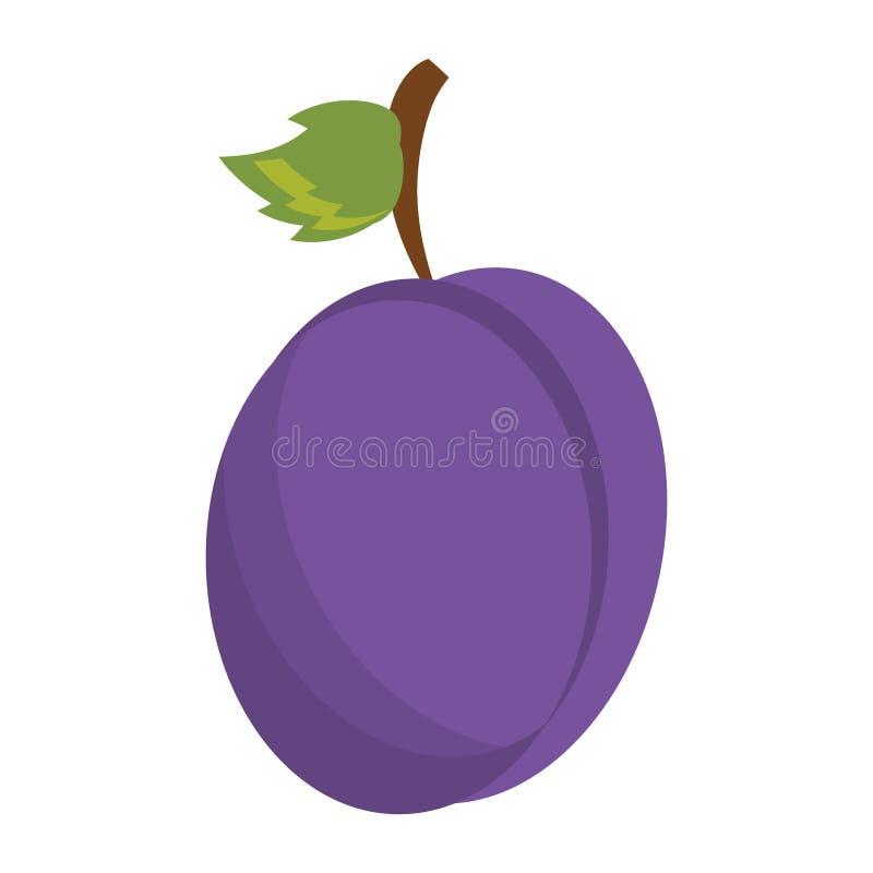 Fruta dulce del arándano libre illustration