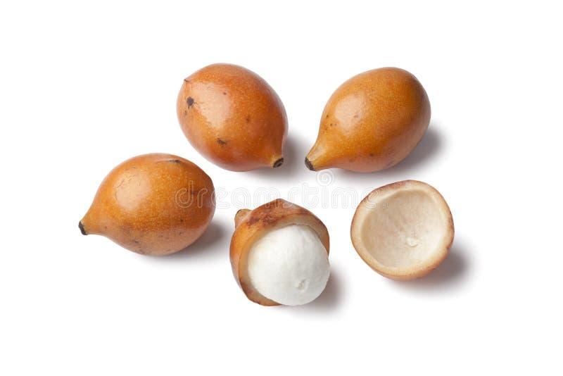 Fruta fresca de Achacha fotos de archivo