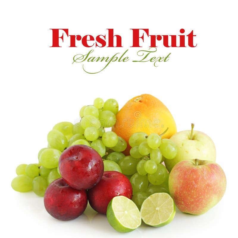 Fruta fresca del verano fotos de archivo libres de regalías