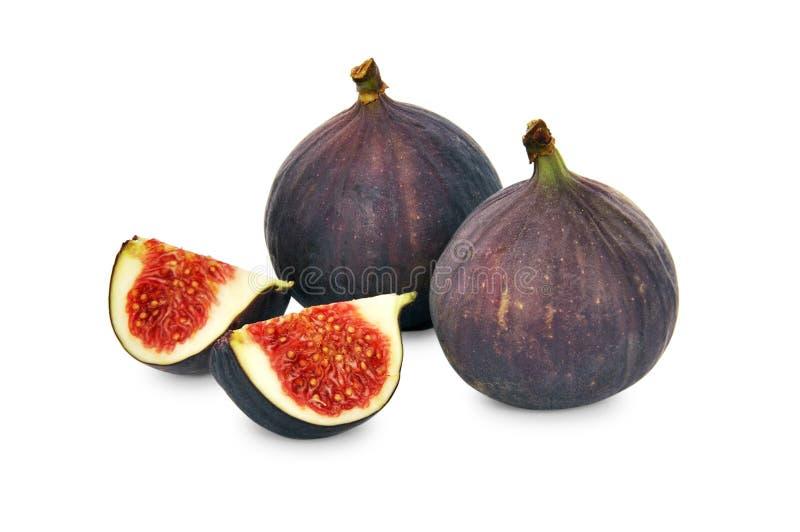 Fruta fresca do figo fotografia de stock