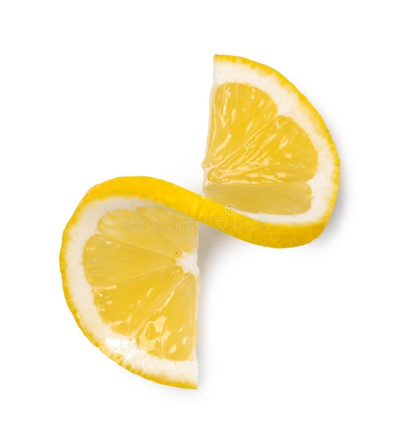 Fruta madura del limón fotos de archivo libres de regalías