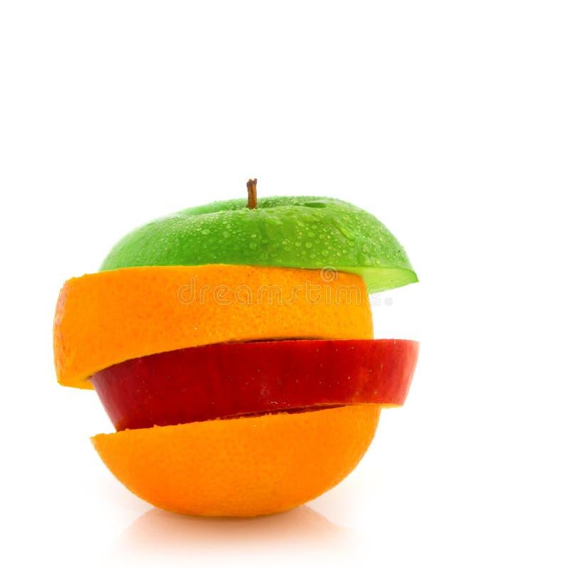 Fruta molhada suculenta fotografia de stock