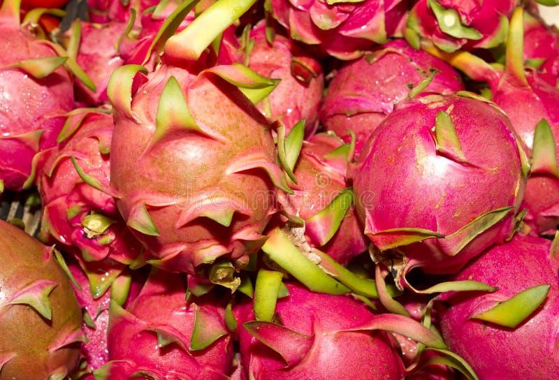 Fruta o pitaya del dragón imagen de archivo libre de regalías