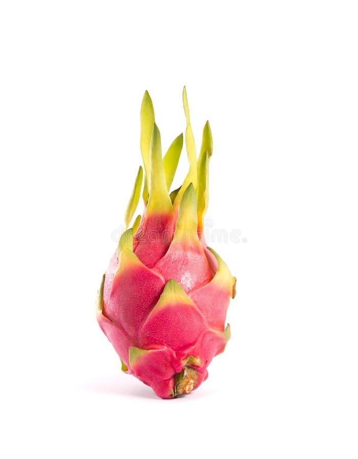 Fruta rosada exótica del dragón imagenes de archivo