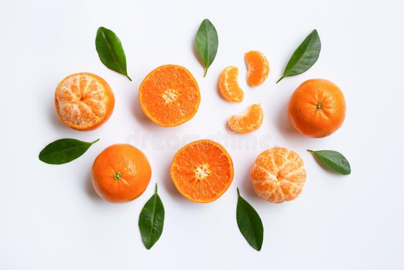 Fruta subtropical Fundo branco fotos de stock