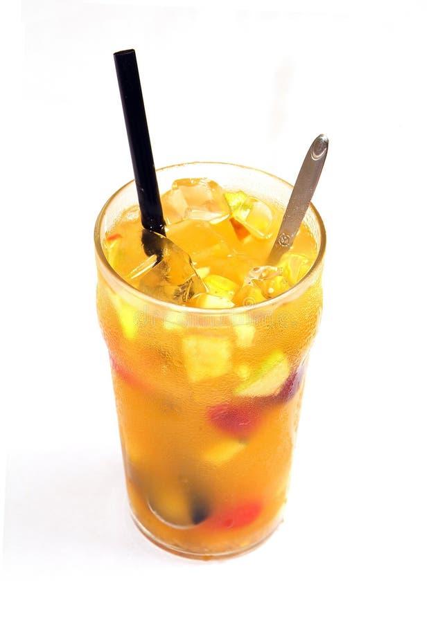 Fruta-té imagen de archivo