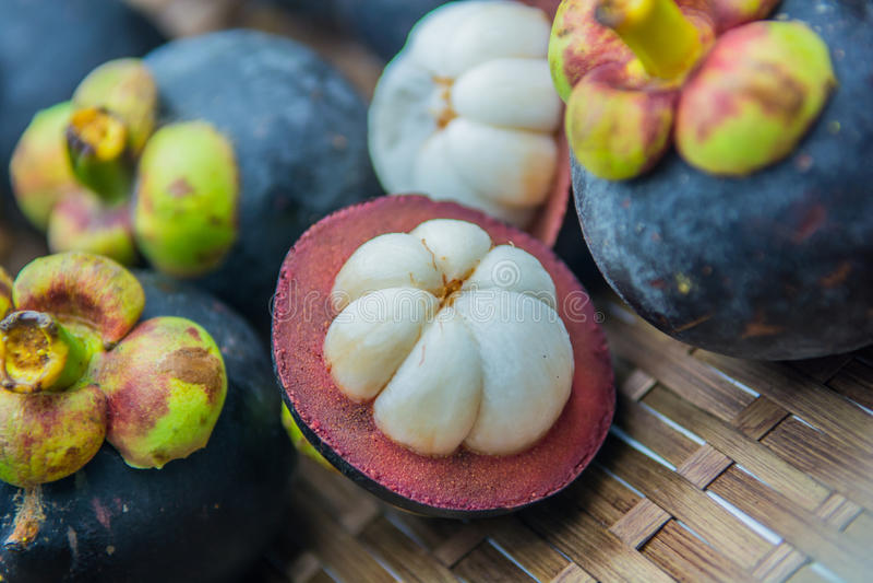 Fruta tailandesa imagem de stock