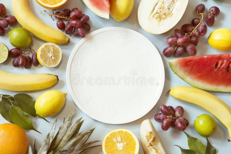 Fruta tropical imagem de stock