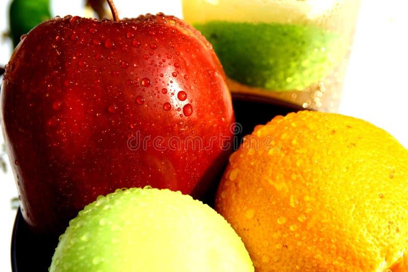 Download Frutas 1 imagem de stock. Imagem de molhado, vida, cores - 525721