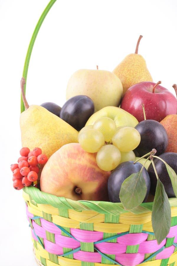 Download Frutas imagen de archivo. Imagen de uvas, sano, ciruelo - 1295229
