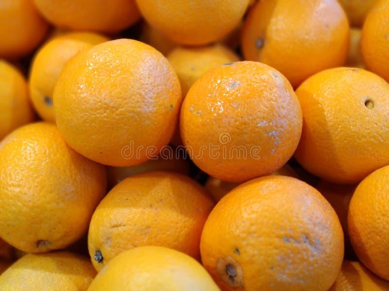 Frutas anaranjadas foto de archivo