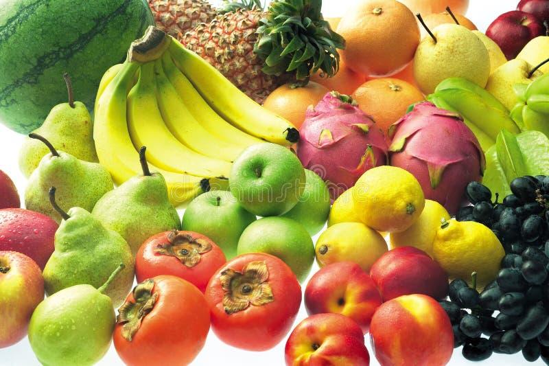 Frutas Assorted imagens de stock royalty free