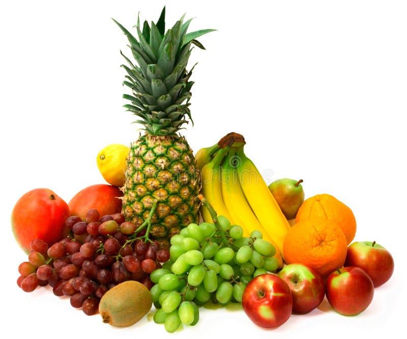 Frutas coloridas imagens de stock royalty free