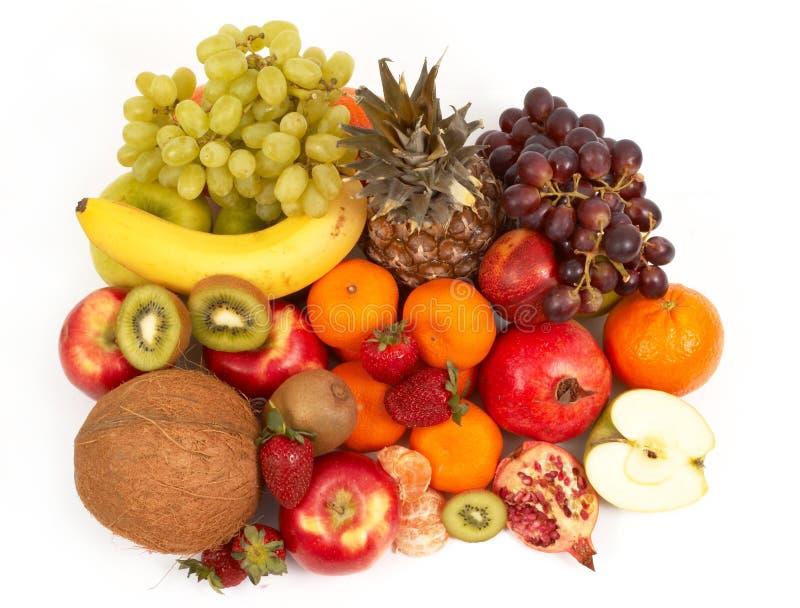 Frutas coloridas foto de archivo